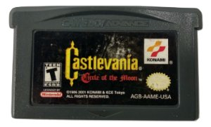 Castlevania Circle of the Moon ORIGINAL - GBA