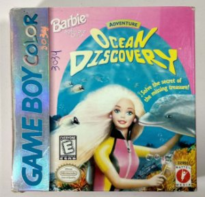 Barbie Ocean Discovery Original - GB
