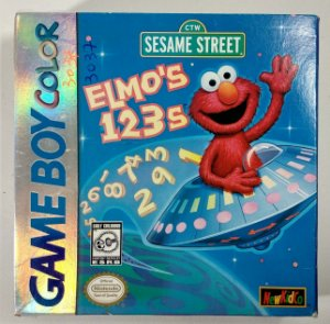 Elmos 123s Original - GB