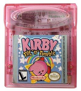 Kirby Tiltn Tumble Original - GBC
