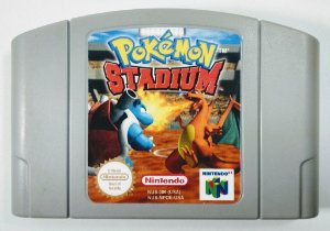 Pokemon Stadium Original - N64