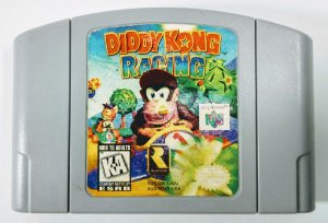 Diddy Kong Racing Original - N64
