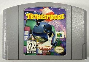 Tetrisphere Original - N64