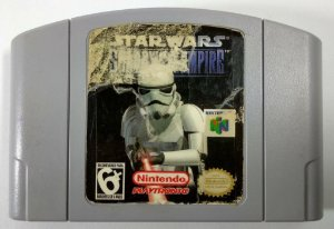 Star Wars Shadows of the Empire Original - N64