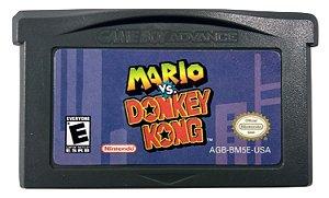 Mario Vs. Donkey Kong ORIGINAL - GBA
