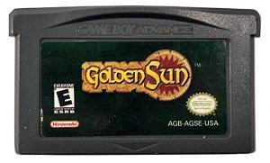 Golden Sun ORIGINAL - GBA