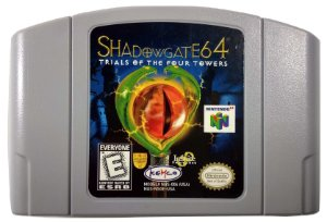 Shadowgate 64 Original - N64