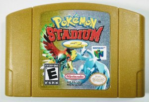 Pokemon Stadium 2 Original - N64