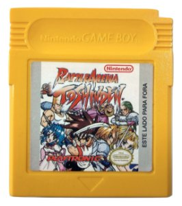 Battle Arena Toshinden Original - GB