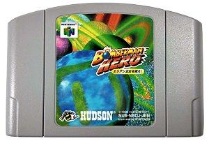 Bomberman Hero Original [Japonês] - N64