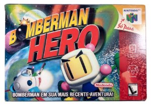 Bomberman Hero Original - N64