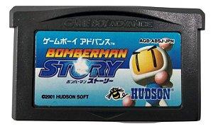 Bomberman Story ORIGINAL [JAPONÊS] - GBA