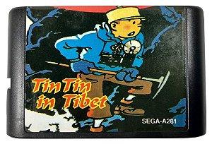 TinTin in Tibet - Mega Drive