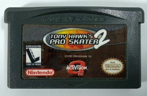 Tony Hawks Pro Skater 2 ORIGINAL - GBA