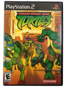 Turtles Original - PS2