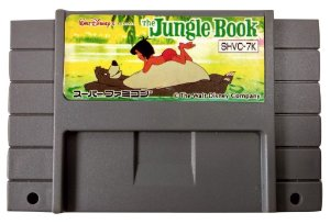 The Jungle Book - SNES