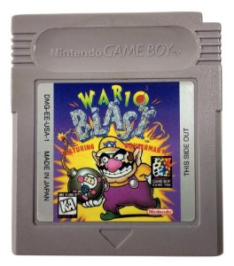 Wario Blast Featuring Bomberman ORIGINAL - GB