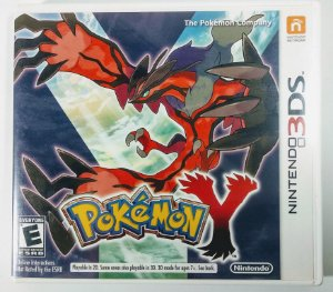 Pokémon Y Original - 3DS