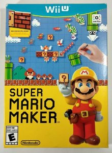 Super Mario Maker Original - Wii U