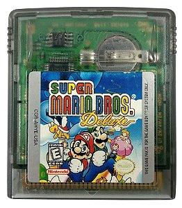 Super Mario Bros Deluxe Original - GBC
