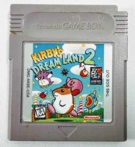Jogo Kirbys Dream Land 2 ORIGINAL - GB
