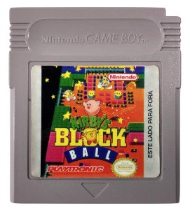 Kirbys Block Ball ORIGINAL - GB