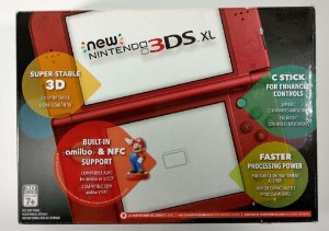 New 3DS XL - 3DS