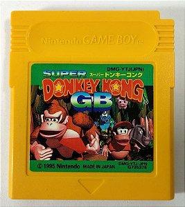 Super Donkey Kong GB ORIGINAL [JAPONÊS] - GB