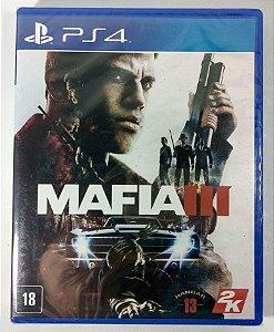 Mafia III (lacrado) - PS4