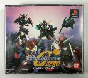 SD Gundam Ggeneration-0 Original [JAPONÊS] - PS1 ONE