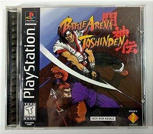 Battle Arena Toshinden Original  - PS1 ONE