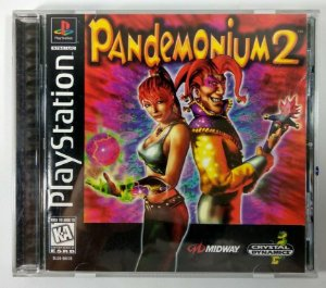 Pandemonium 2 Original  - PS1 ONE
