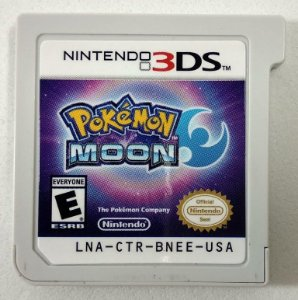 Pokémon Moon Original - 3DS