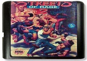 Jogo Streets of Rage 2 - Mega Drive