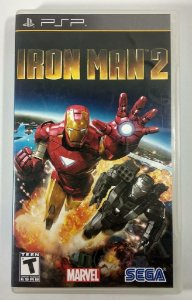 Iron Man 2 Original - PSP