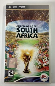Fifa World Cup 2010 South Africa Original - PSP