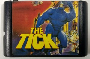The Tick - Mega Drive