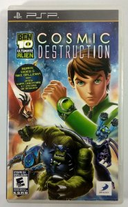 Ben 10 Cosmic Destruction Original - PSP