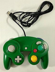 Controle Verde - GC