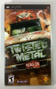 Twisted Metal Head-on Original - PSP