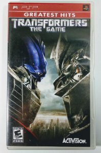 Transformers the Game Original - PSP