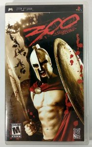 300 March to Glory Original - PSP