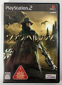 Van Helsing Original [JAPONÊS] - PS2
