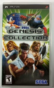 Sega Genesis Collection Original - PSP