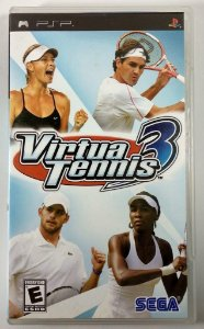 Virtua Tennis 3 Original - PSP
