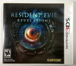 Resident Evil Revelations Original - 3DS