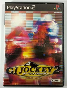 GI Jockey 2 Original [JAPONÊS] - PS2