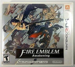 Fire Emblem Awakening Original - 3DS