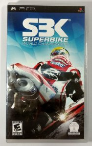 Super Bike World Championship Original - PSP