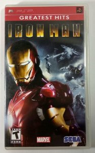 Iron Man Original - PSP